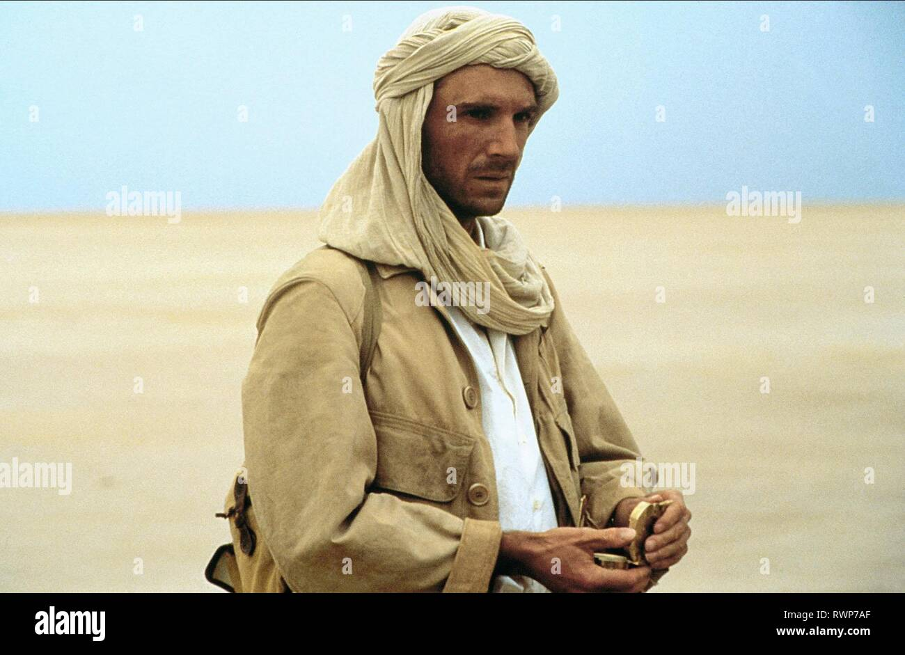 The English Patient Fiennes Stock Photos & The English ...