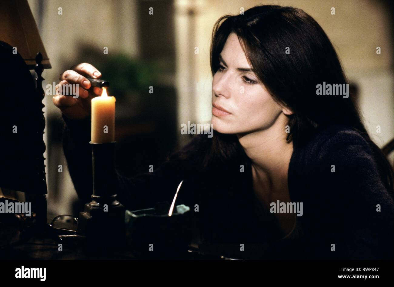 SANDRA BULLOCK, PRACTICAL MAGIC, 1998 - Stock Image