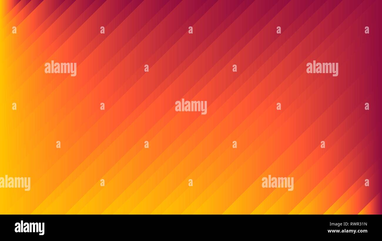 Abstract Pastel Soft Colorful Lines Gradient Background Red Orange And Yellow Composition Trendy Vector Illustration Stock Vector Image Art Alamy