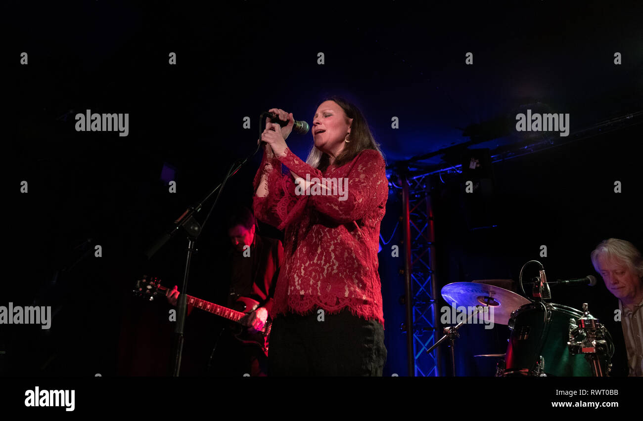 The Delines - Stock Image