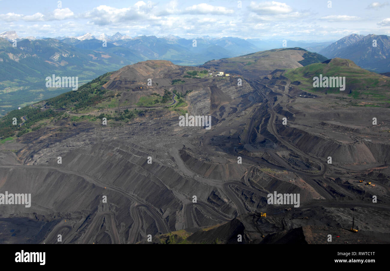 Sparwood coal