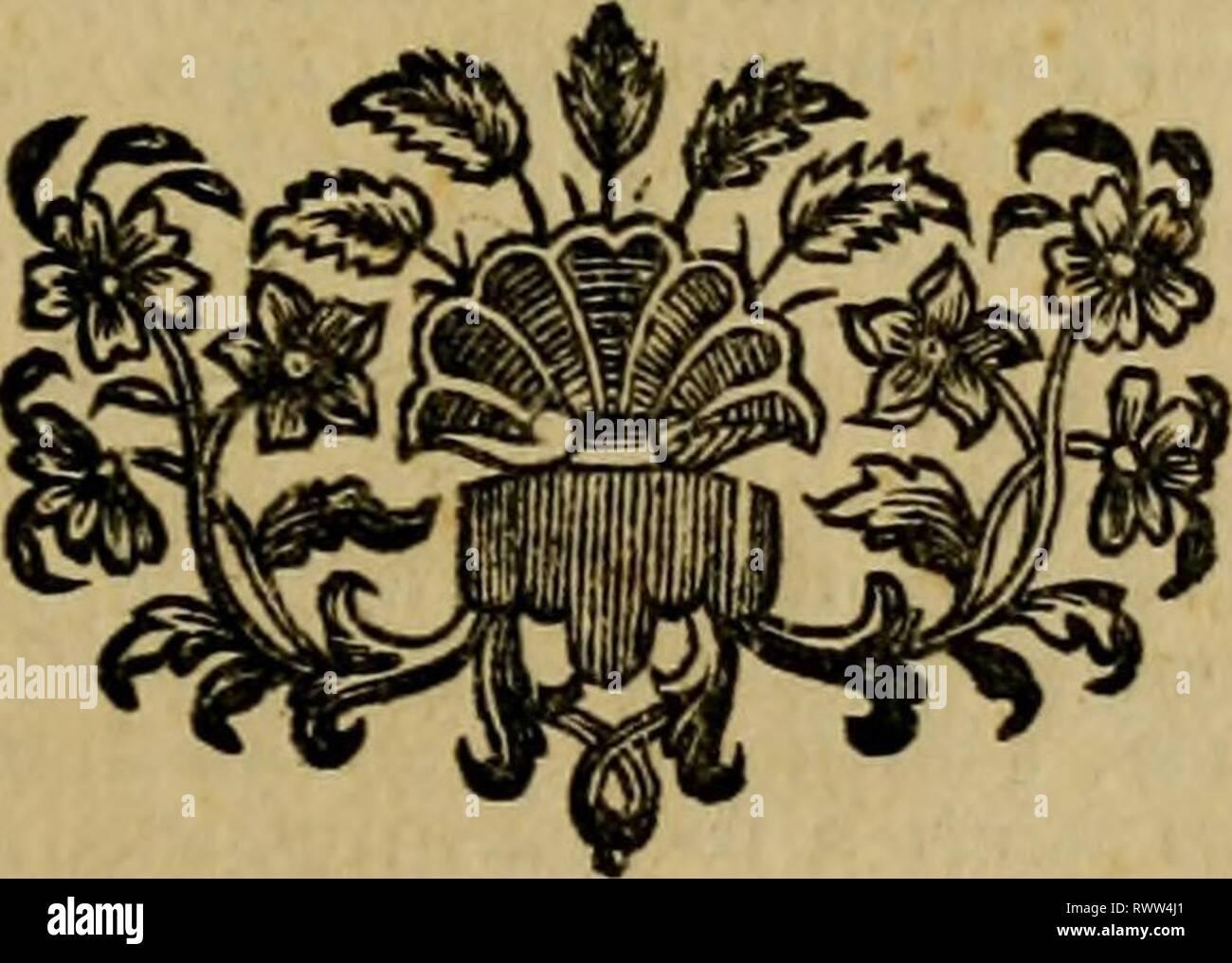 Encyclopédie méthodique  Histoire naturelle Stock Photo