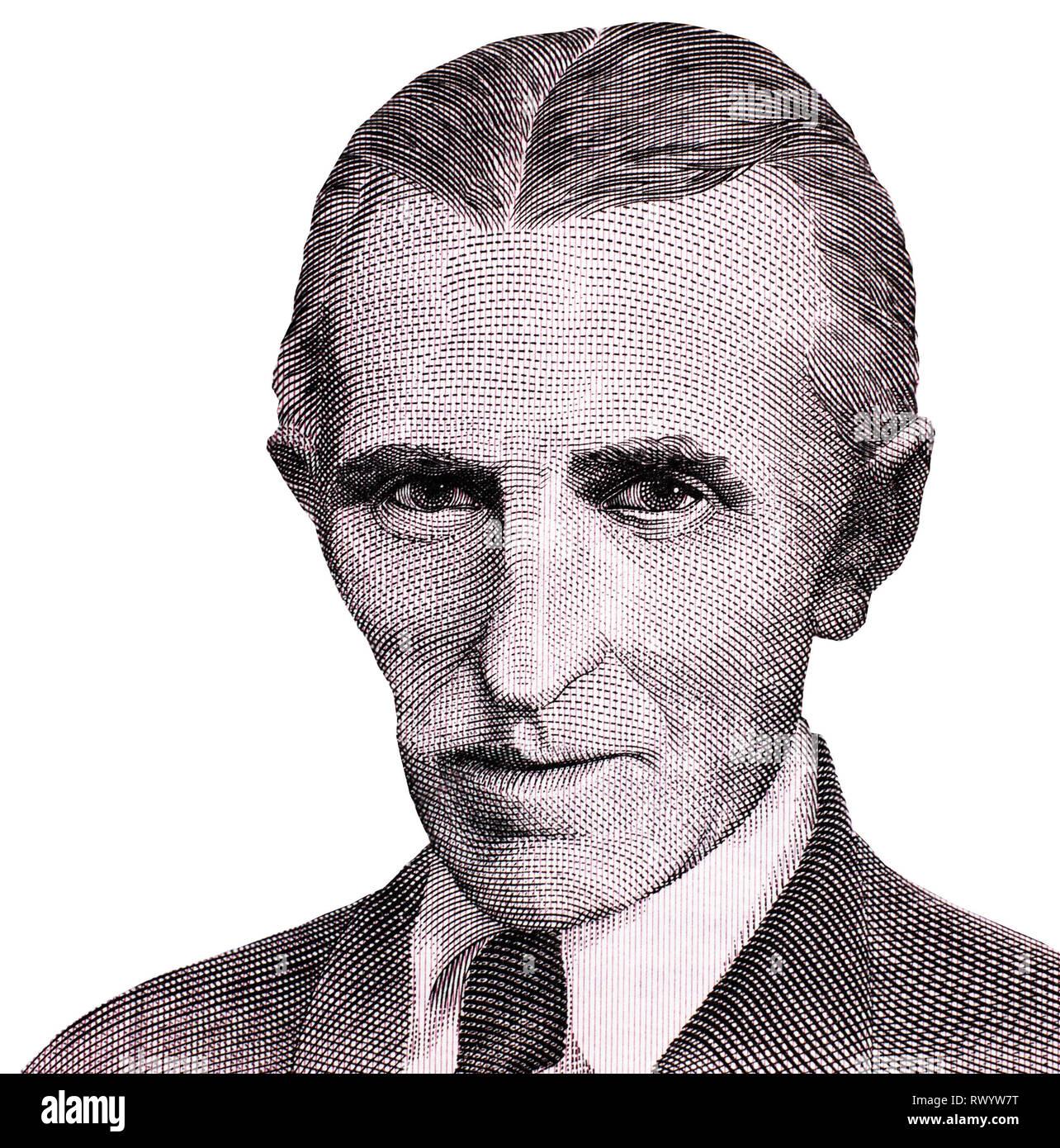 Nikola Tesla Wallpapers 35 Wallpapers: Yugoslavian Currency Stock Photos & Yugoslavian Currency