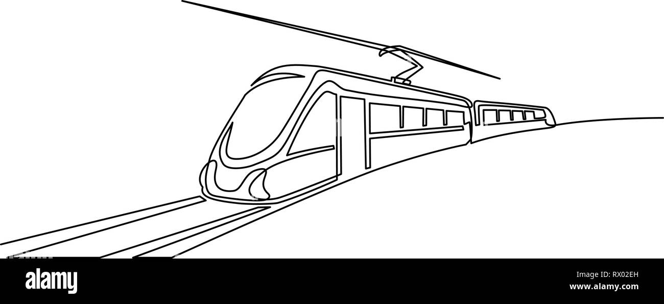 Drawing Of Train Stock Photos Drawing Of Train Stock Images