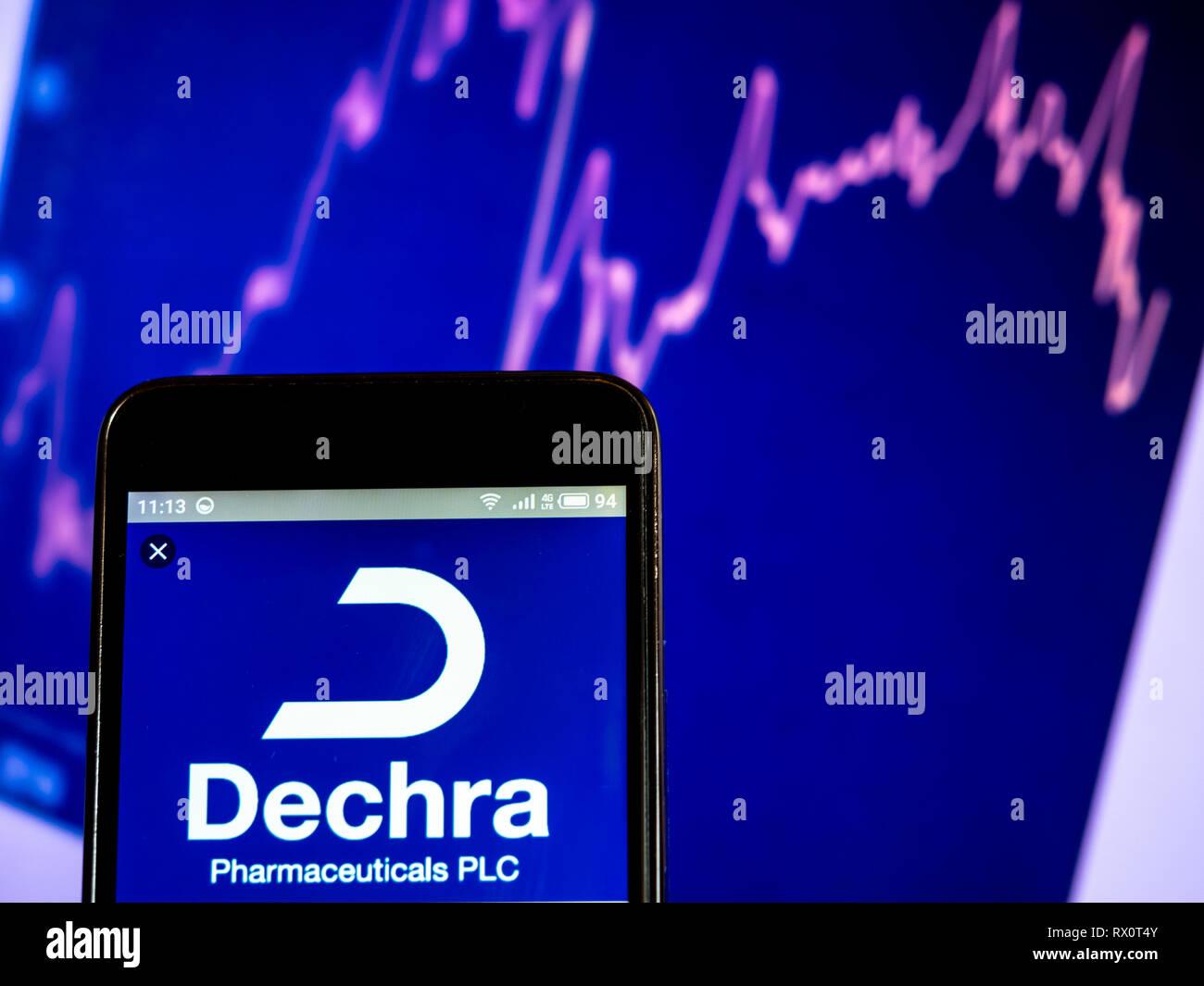 Dechra Pharmaceuticals Stock Photos & Dechra Pharmaceuticals