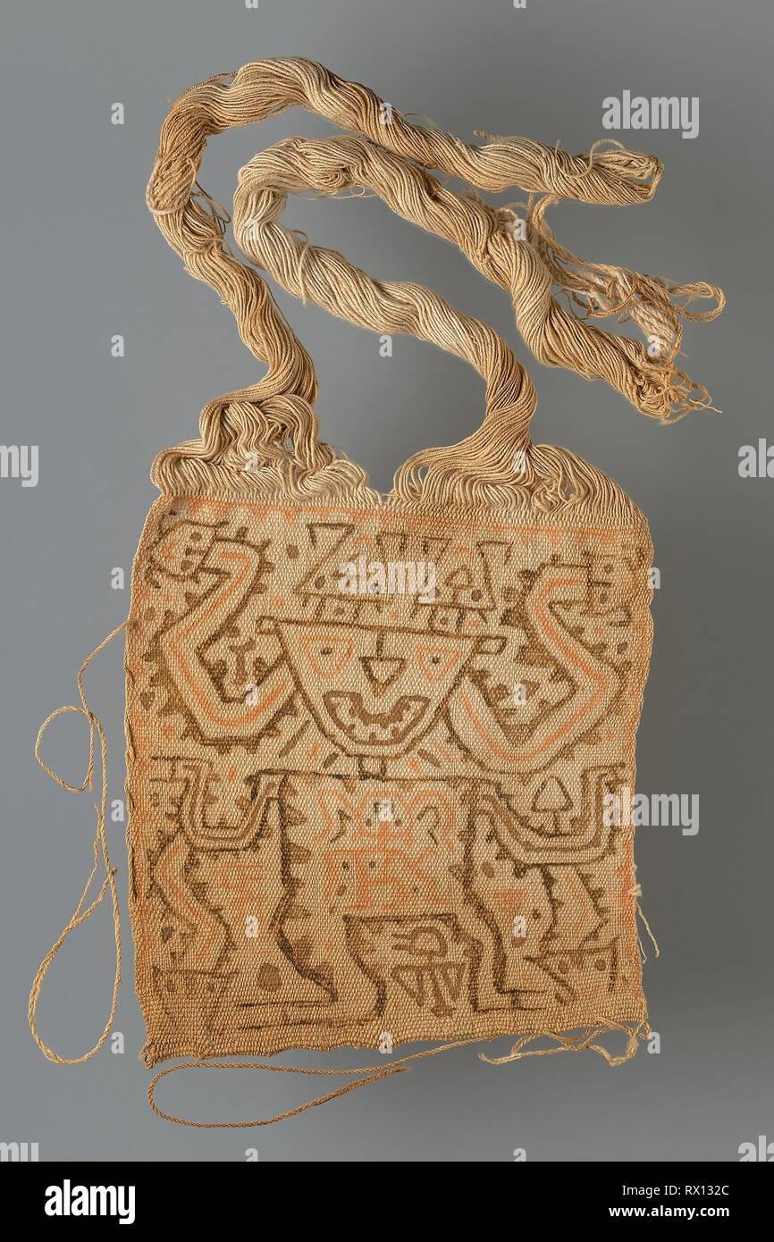 Mummy Mask. Paracas; Peru, south coast, Ica Valley, Ocucaje. Date ...