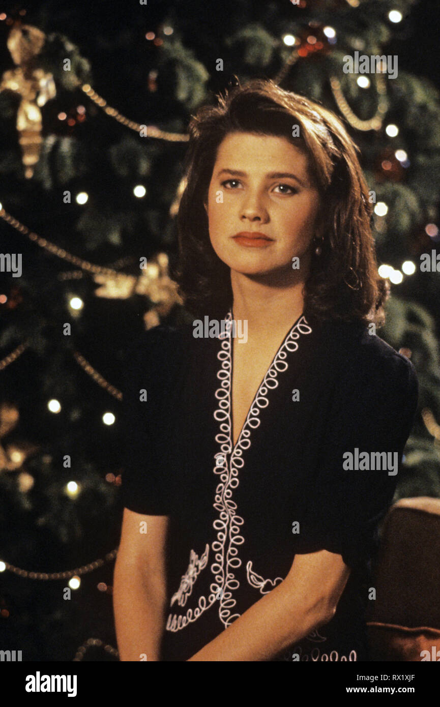 Studio publicity still from 'Gross Anatomy'  Daphne Zuniga  © (1989) Touchstone Pictures  File Reference # 33751_671THA - Stock Image