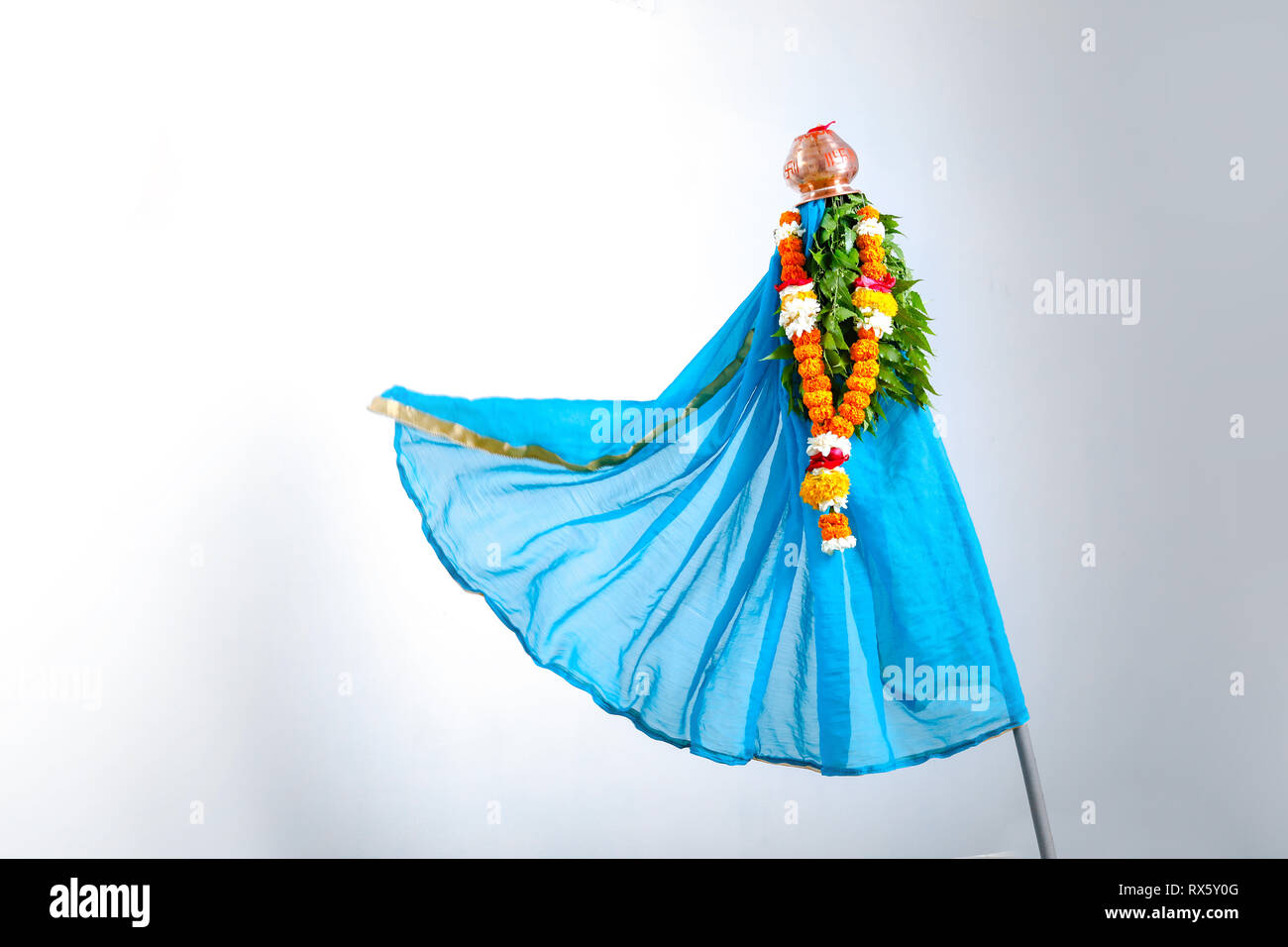 Gudi Padwa Marathi New Year - Stock Image
