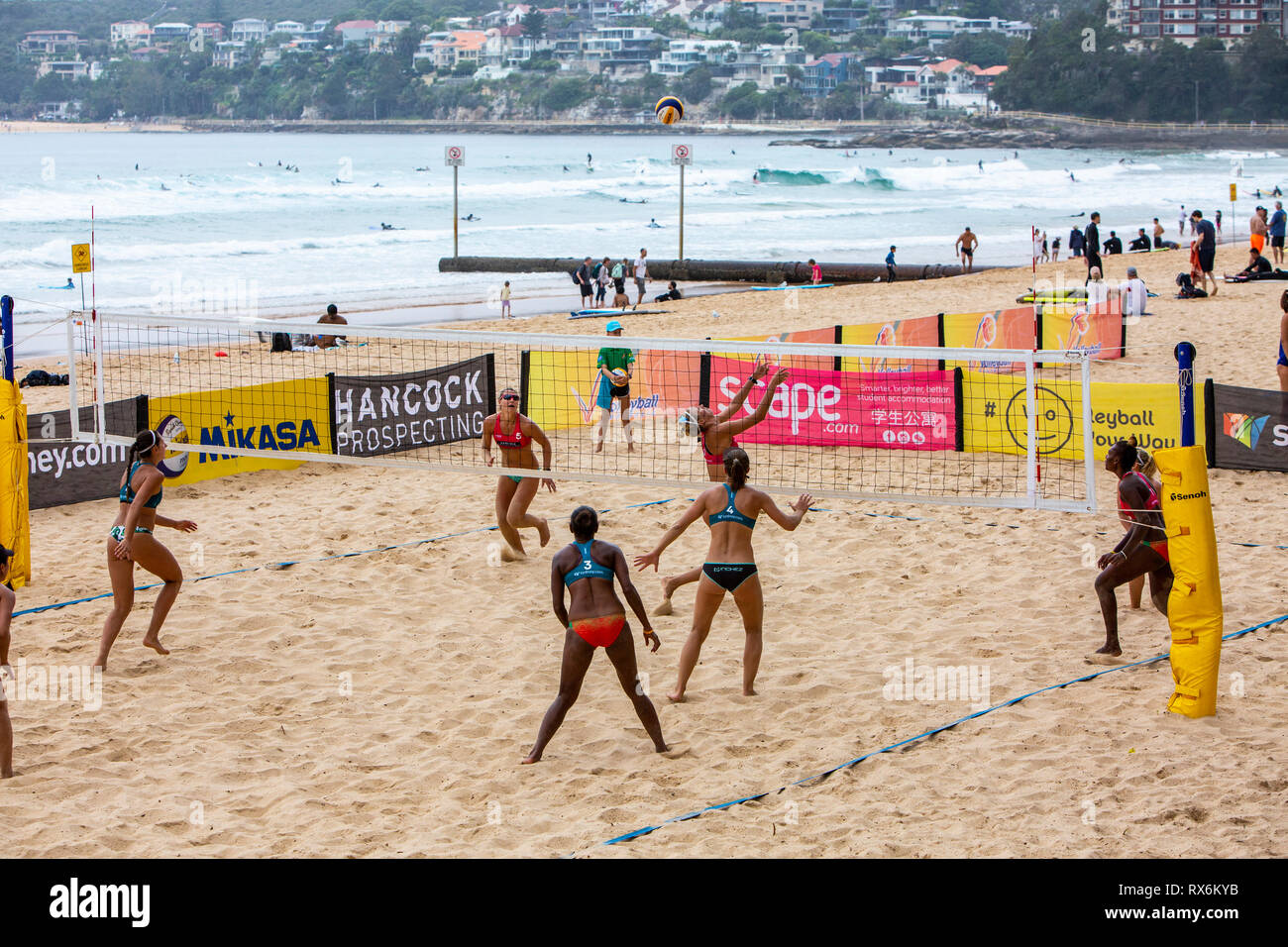Page 3 Volleyball Tournament High Resolution Stock Photography And Images Alamy
