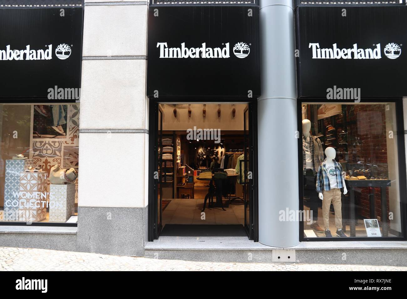 Commercial Timberland High Resolution