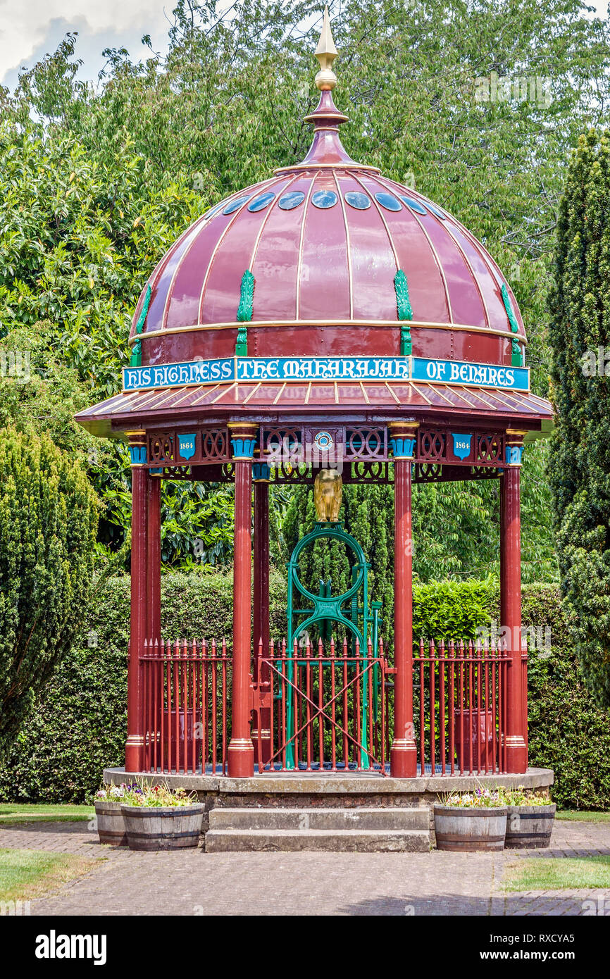 Maharajahs Well, Stoke Row,  Oxfordshire, UK Stock Photo
