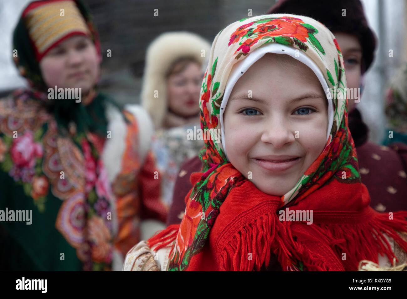 Russian nudist teens