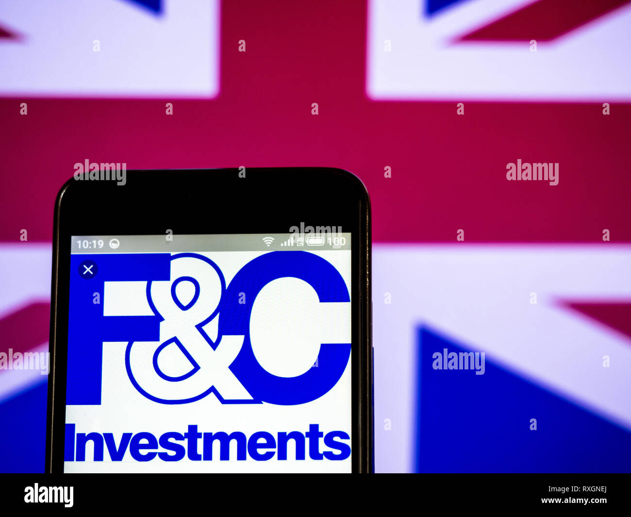 F c investments logo foreland forex