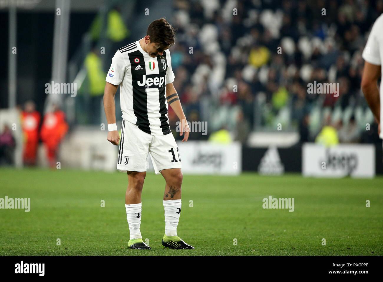 Turin, Italy  08th Mar, 2019  football, Serie A TIM 2018-19