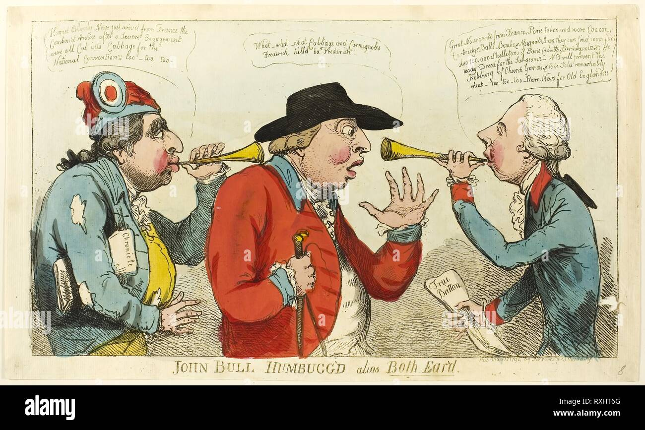 03d30e906af John Bull Humbugg d Alias both Ear d. Isaac Cruikshank (English