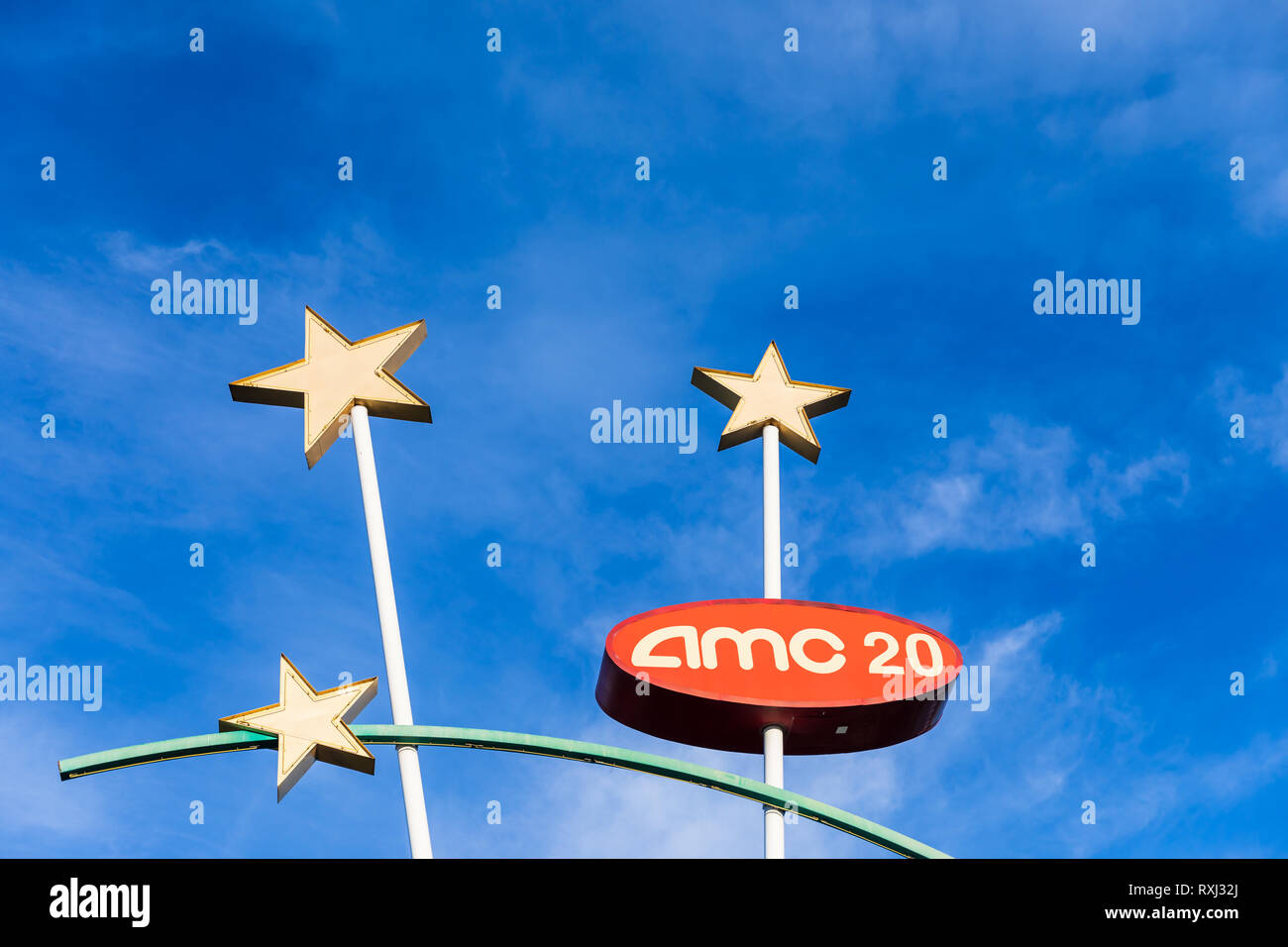 Amc Mercado 20 High Resolution Stock Photography And Images Alamy