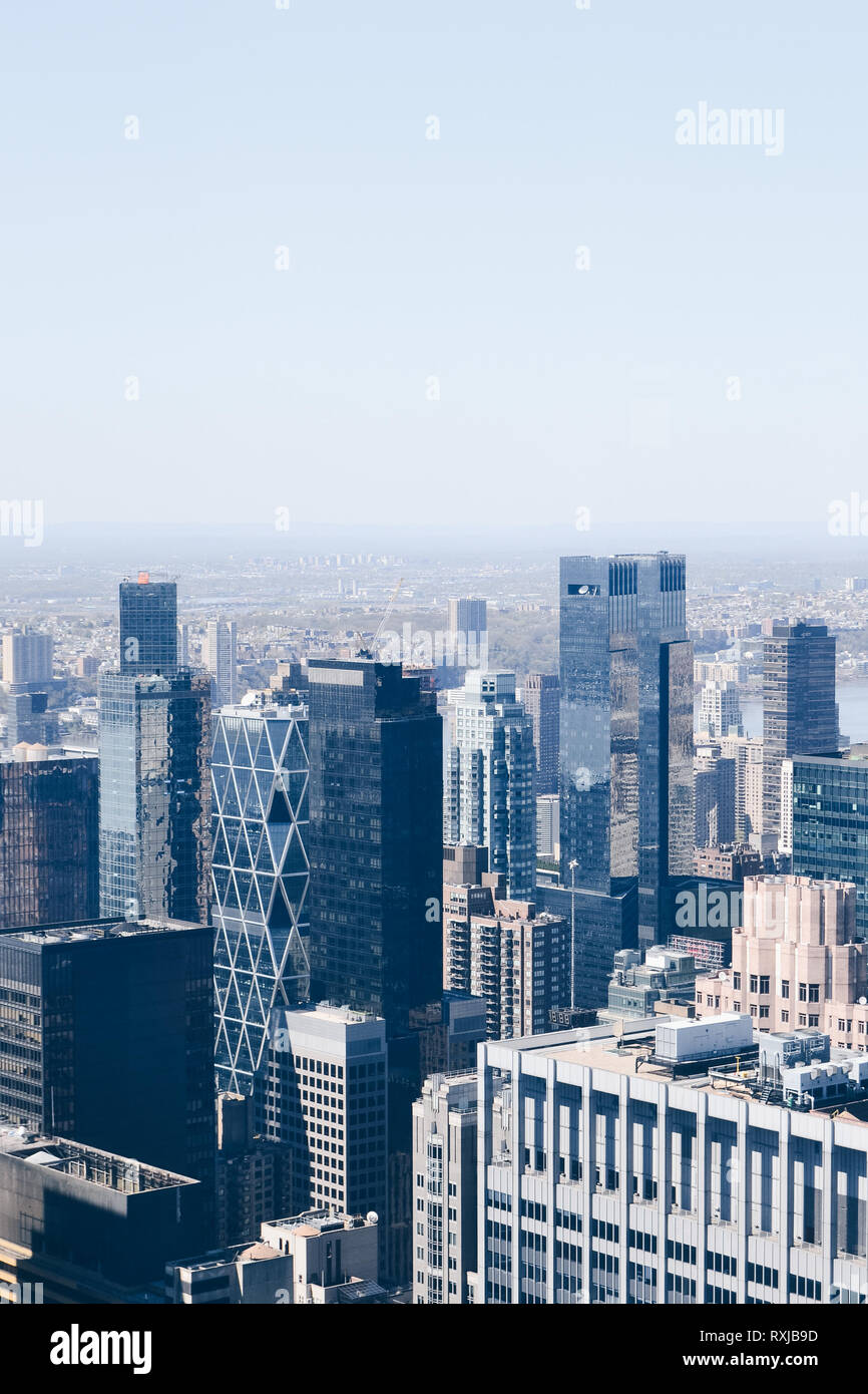 Hearst Tower - Stock Image