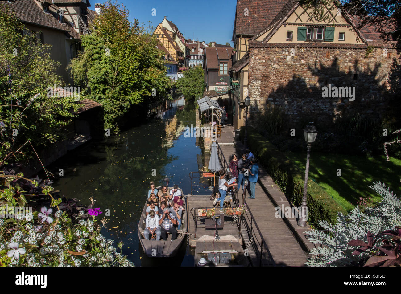 Colmar, Alsace, France - Stock Image