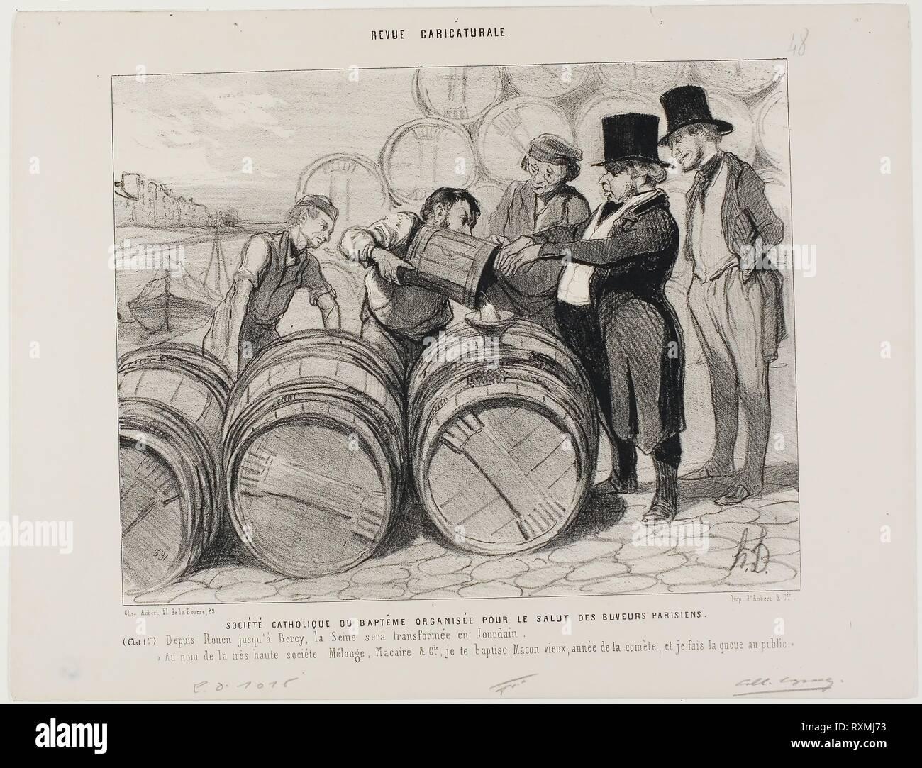 wholesale dealer 40e8e 2affa Catholic society of baptism established for all the drunkards of Paris.  (Article 1)