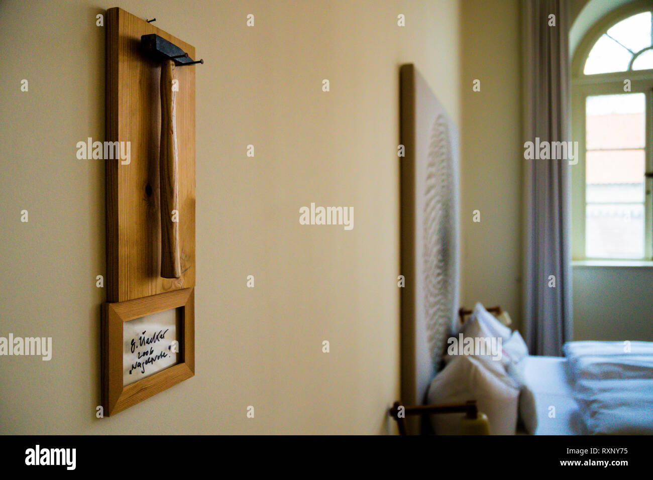 Hotel Kavaliershaus in Fincken, Germany Stock Photo