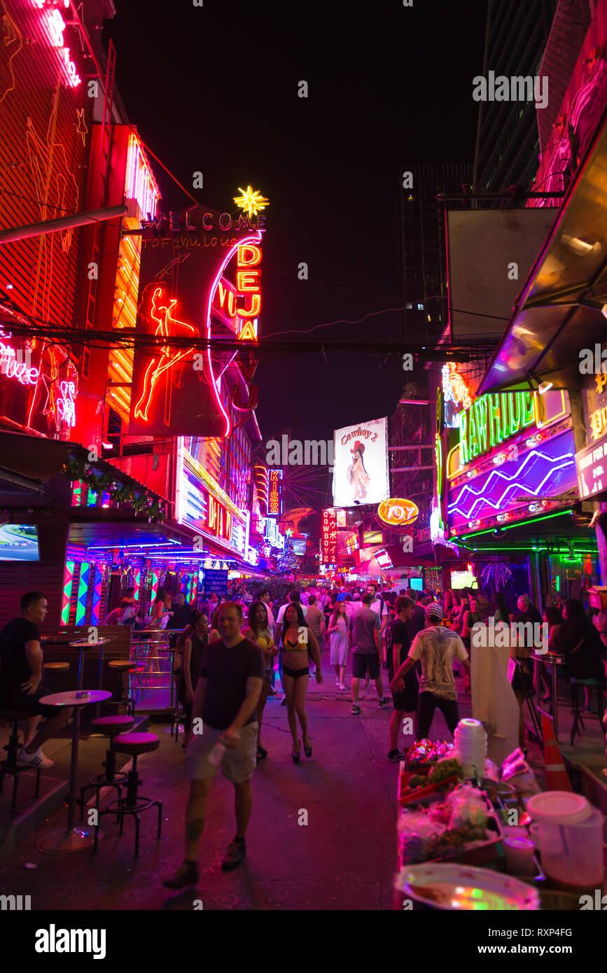 Sukhumvit Bangkok Nightlife