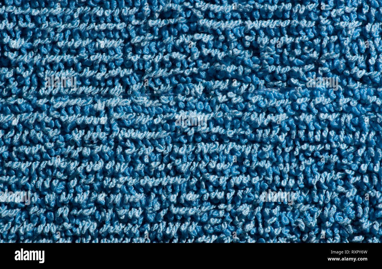 Microfiber texture, macro shot, extreme detail, XXL - Stock Image