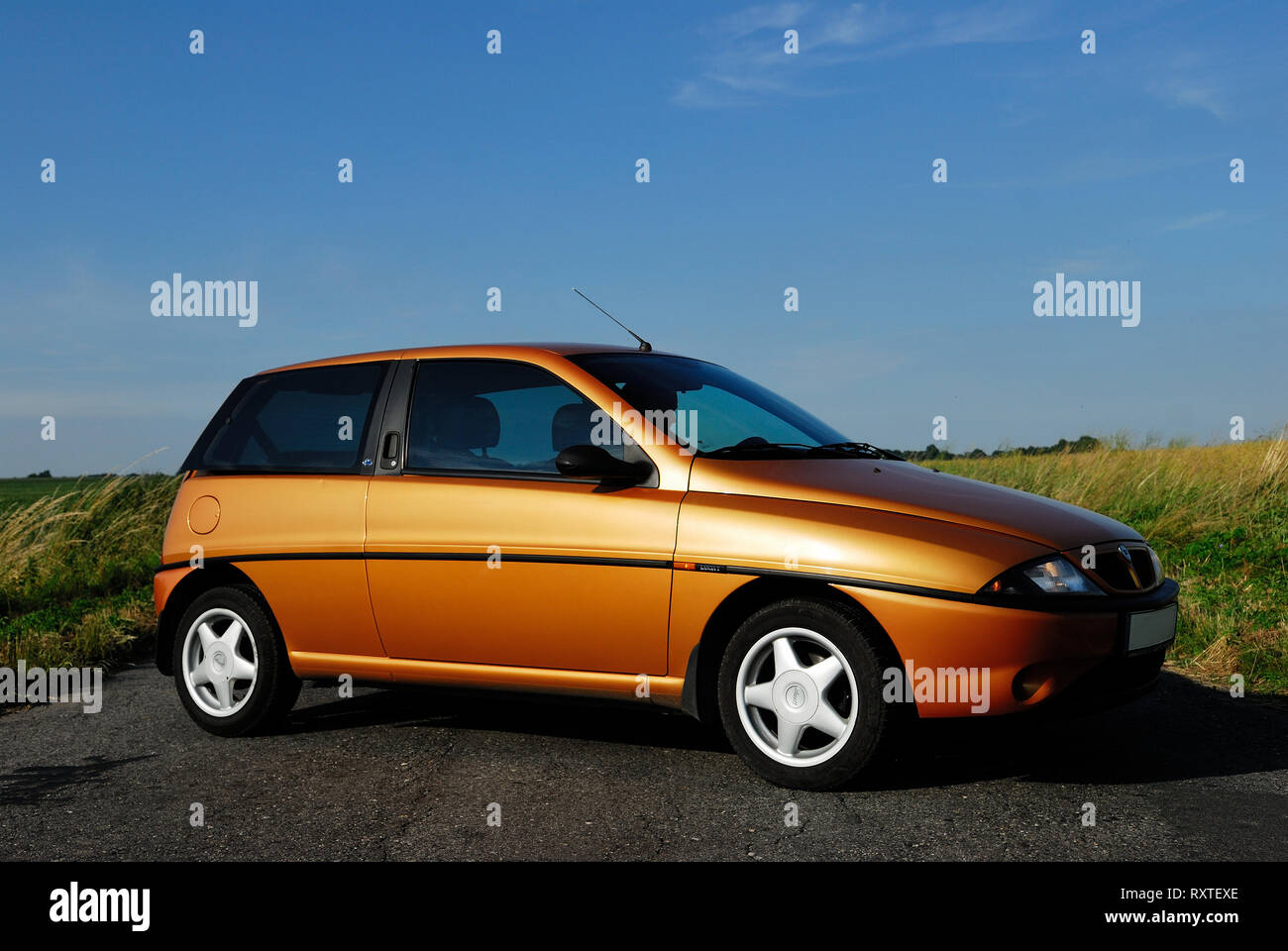 car, service, wheel, business, safety, sale, lift, brakes, replacement, staff, professional, sale, transport, - Stock Image