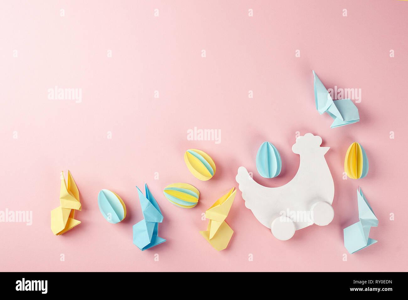 Make an Origami Rabbit Head   867x1300