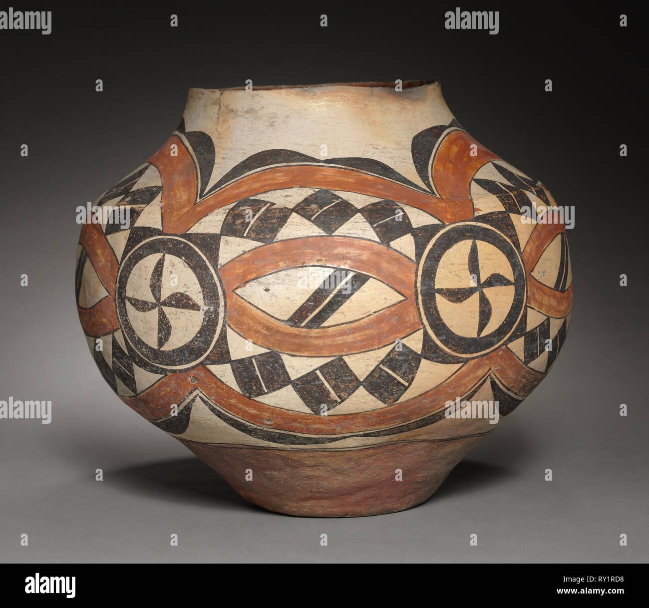 Acoma Pueblo Pottery Stock Photos & Acoma Pueblo Pottery