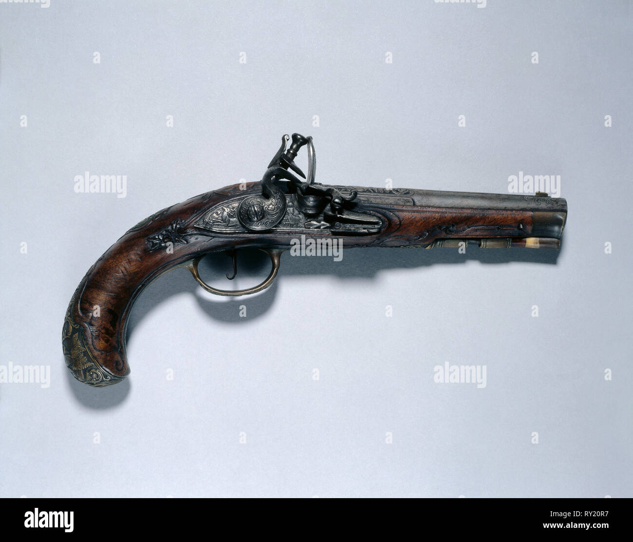 L56-02 1//6 scale action figure ZC Double-barreled shotgun