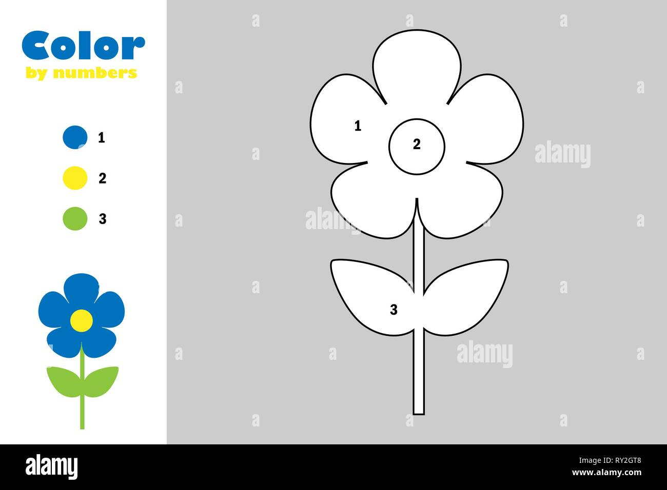 A Cute Bunny Holding A Flower Coloring Page - Download & Print ... | 956x1300