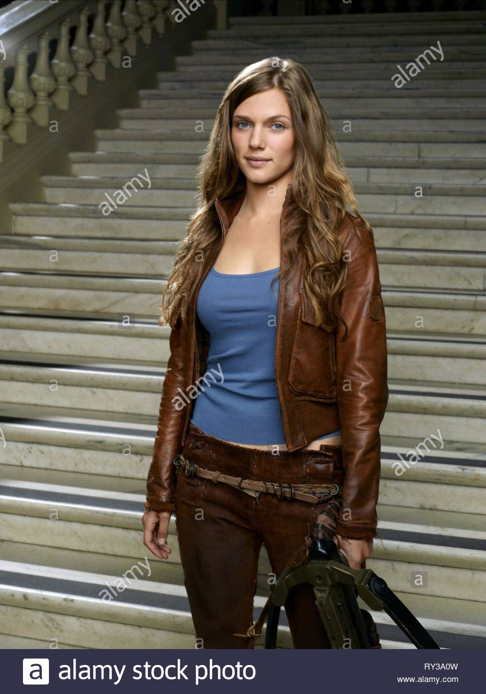 TRACY SPIRIDAKOS, REVOLUTION, 2012 - Stock Image
