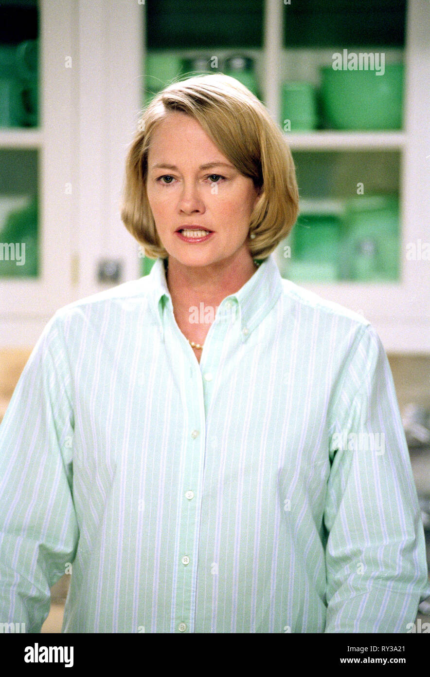 CYBILL SHEPHERD, MARTHA  INC.: THE STORY OF MARTHA STEWART, 2003 - Stock Image