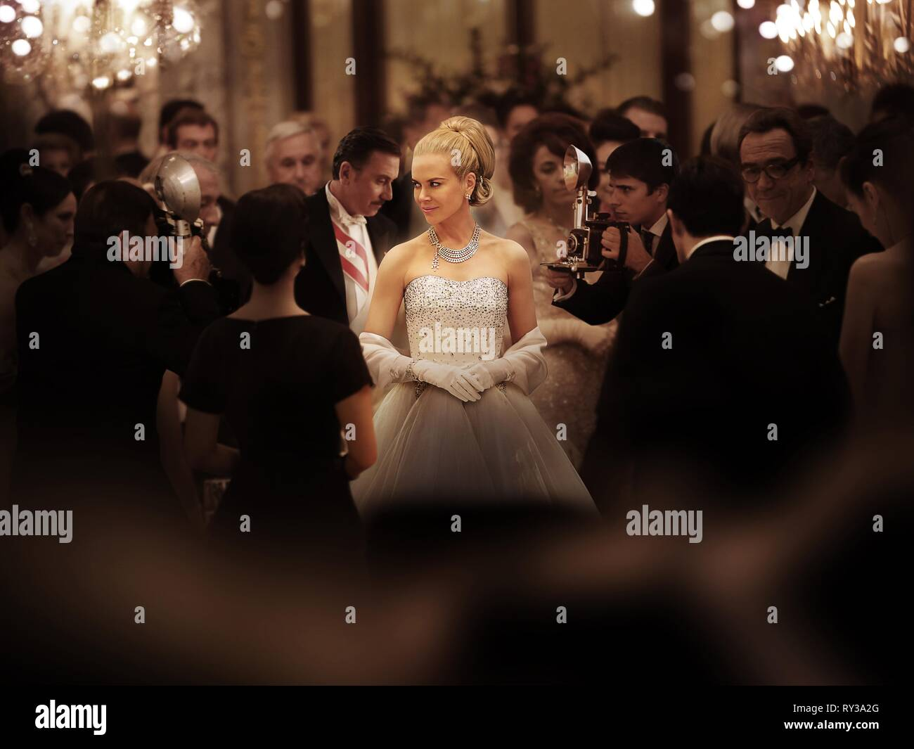 NICOLE KIDMAN, GRACE OF MONACO, 2014 Stock Photo