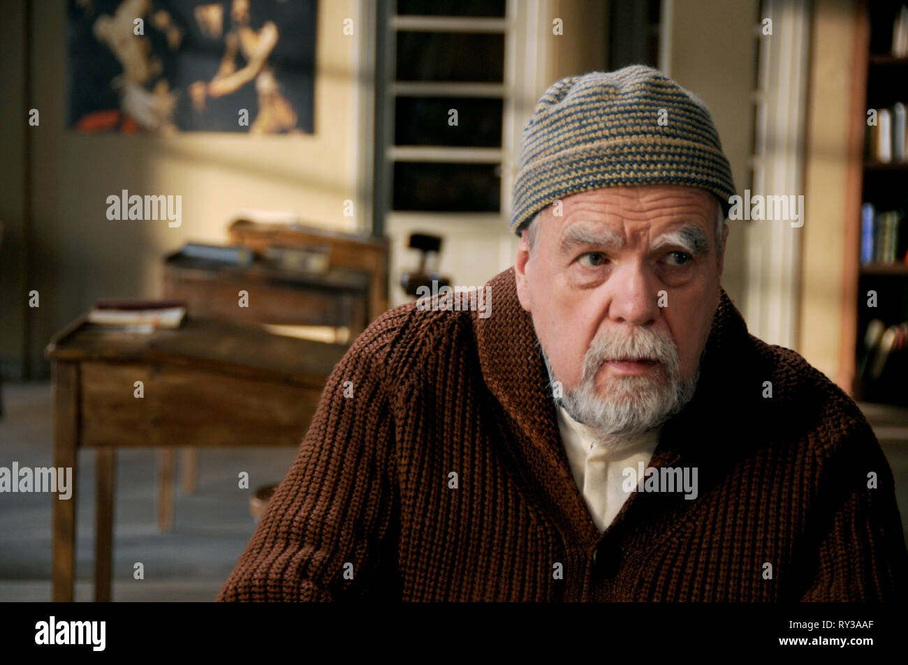 MICHAEL LONSDALE, OF GODS AND MEN, 2010 - Stock Image