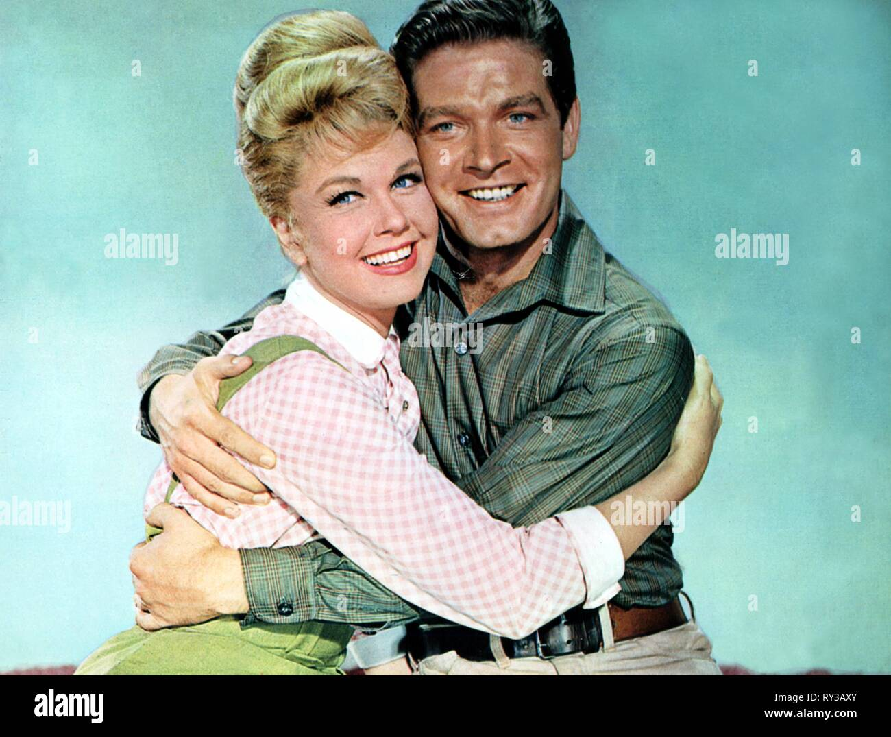 DAY,BOYD, BILLY ROSE'S JUMBO, 1962 Stock Photo