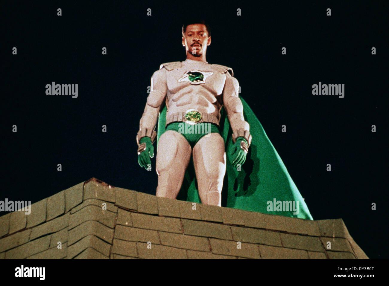 Meteor Man #1 FN 1993 Stock Image