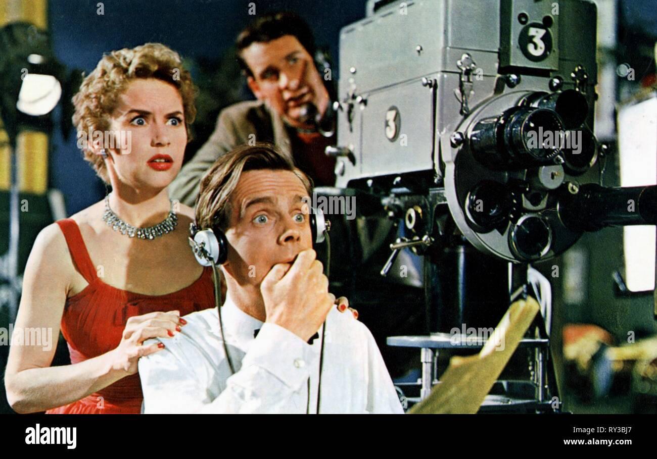 PAVLOW,CARMICHAEL, SIMON AND LAURA, 1956 - Stock Image