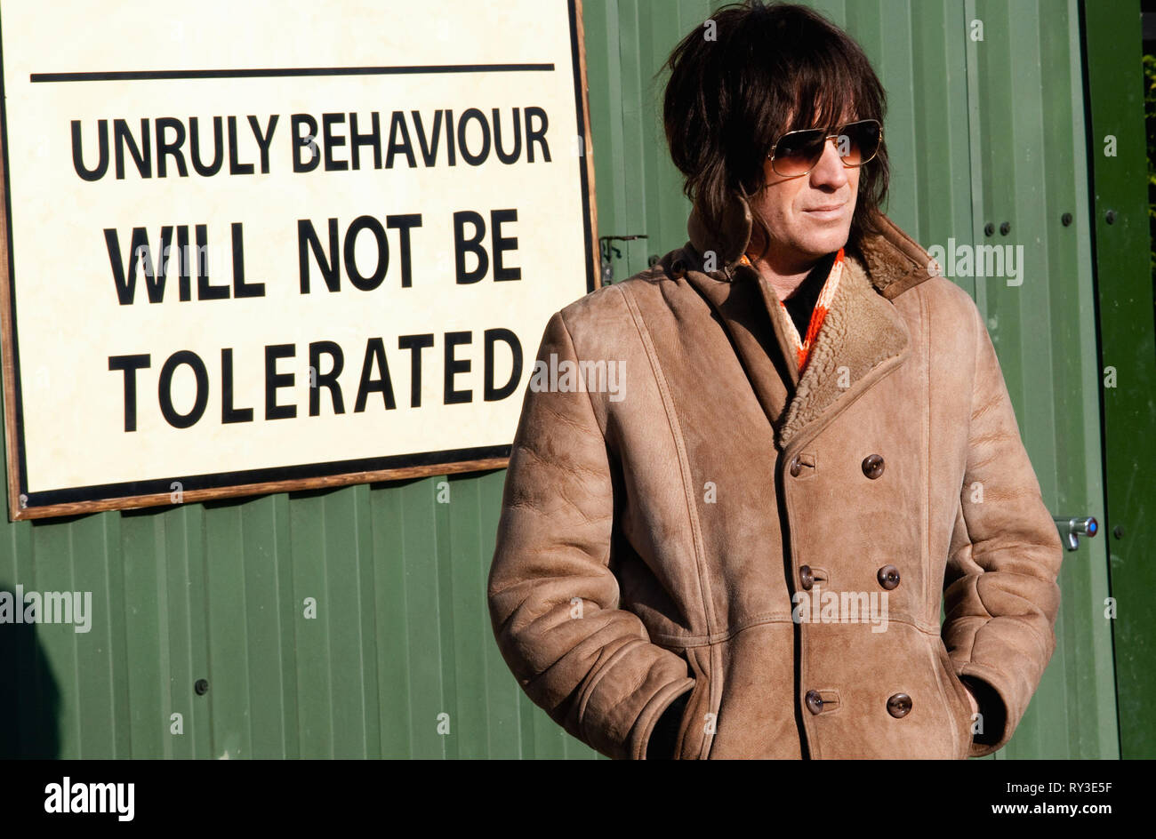 RHYS IFANS, MR NICE, 2010 - Stock Image