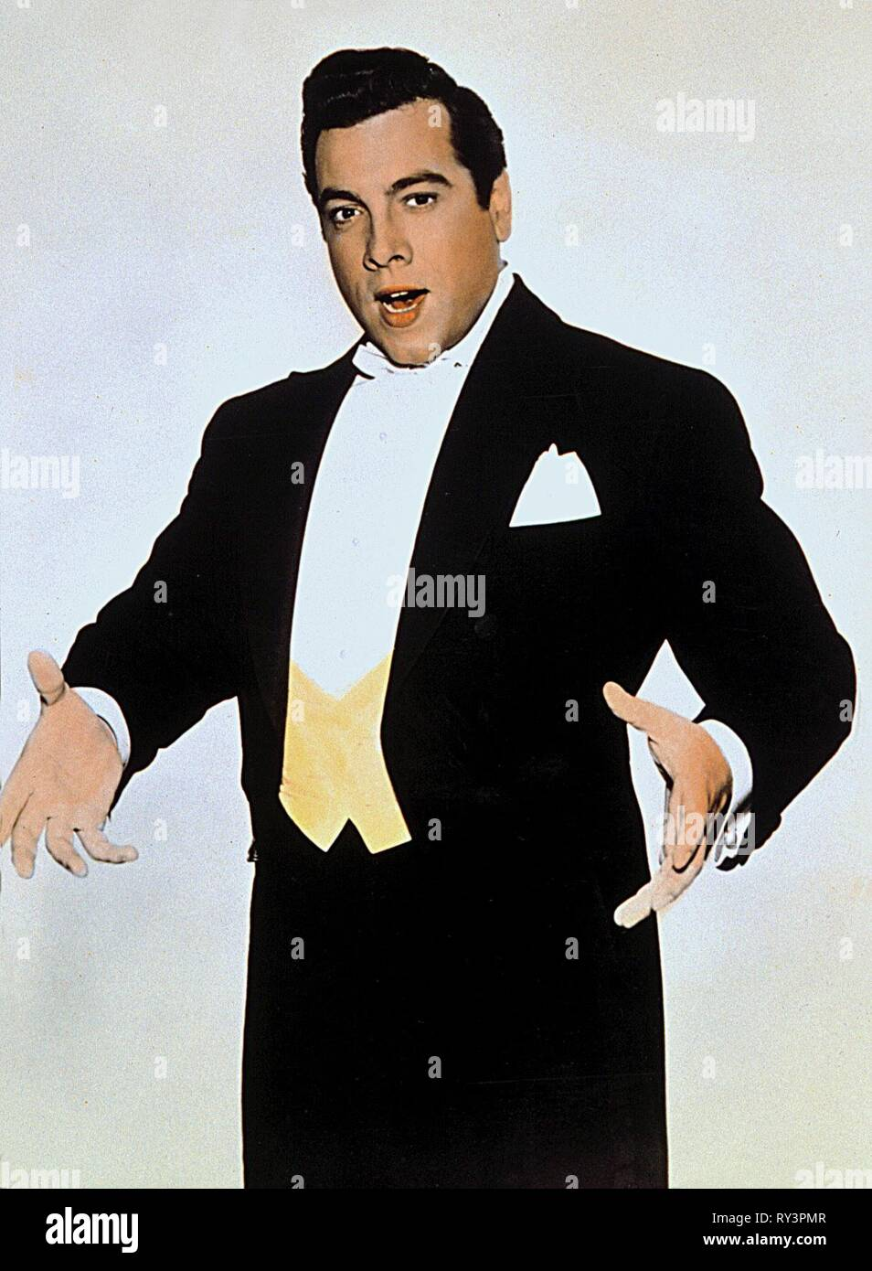 MARIO LANZA, THE GREAT CARUSO, 1951 Stock Photo