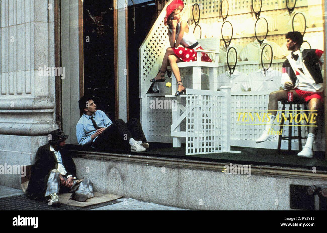 ANDREW MCCARTHY, MANNEQUIN, 1987 - Stock Image