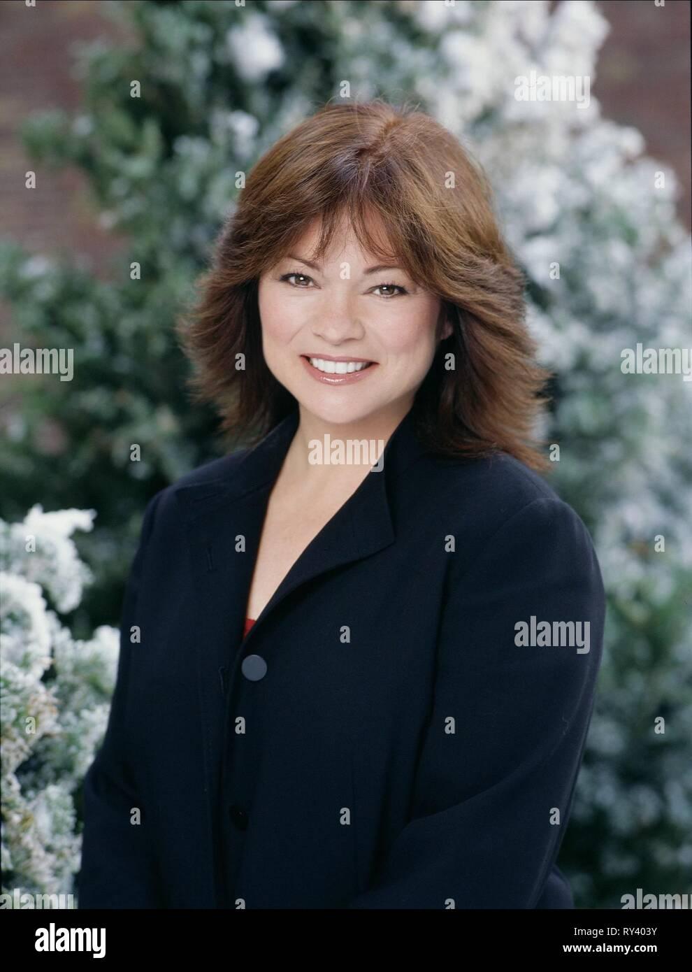 Finding John Christmas.Valerie Bertinelli Finding John Christmas 2003 Stock Photo