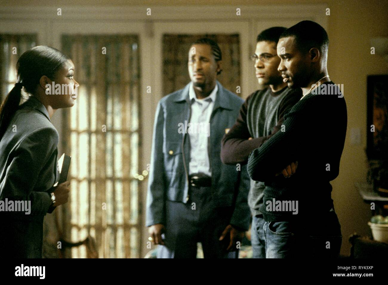 UNION,EDMONDS,JACKSON,MARTIN, DELIVER US FROM EVA, 2003 - Stock Image
