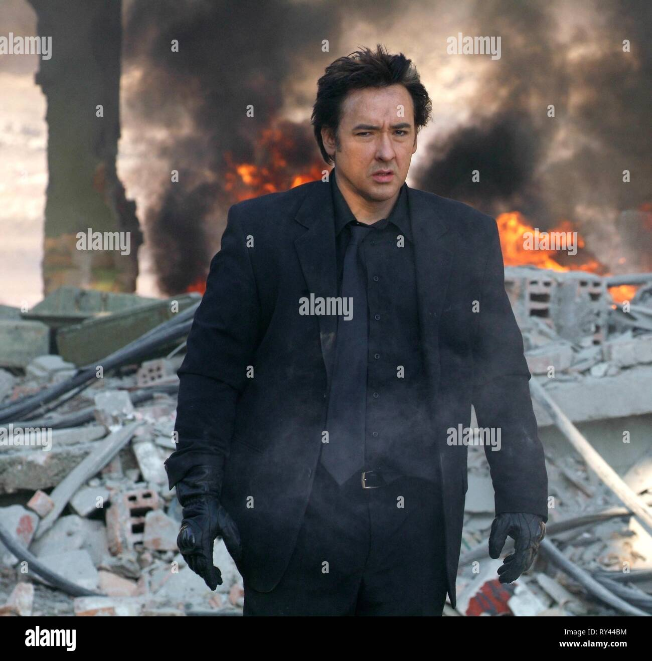 JOHN CUSACK, WAR  INC., 2008 - Stock Image