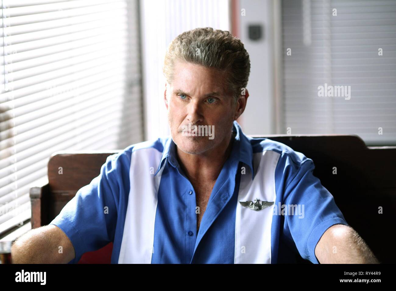 DAVID HASSELHOFF, SHARKNADO 3: OH HELL NO!, 2015 Stock Photo