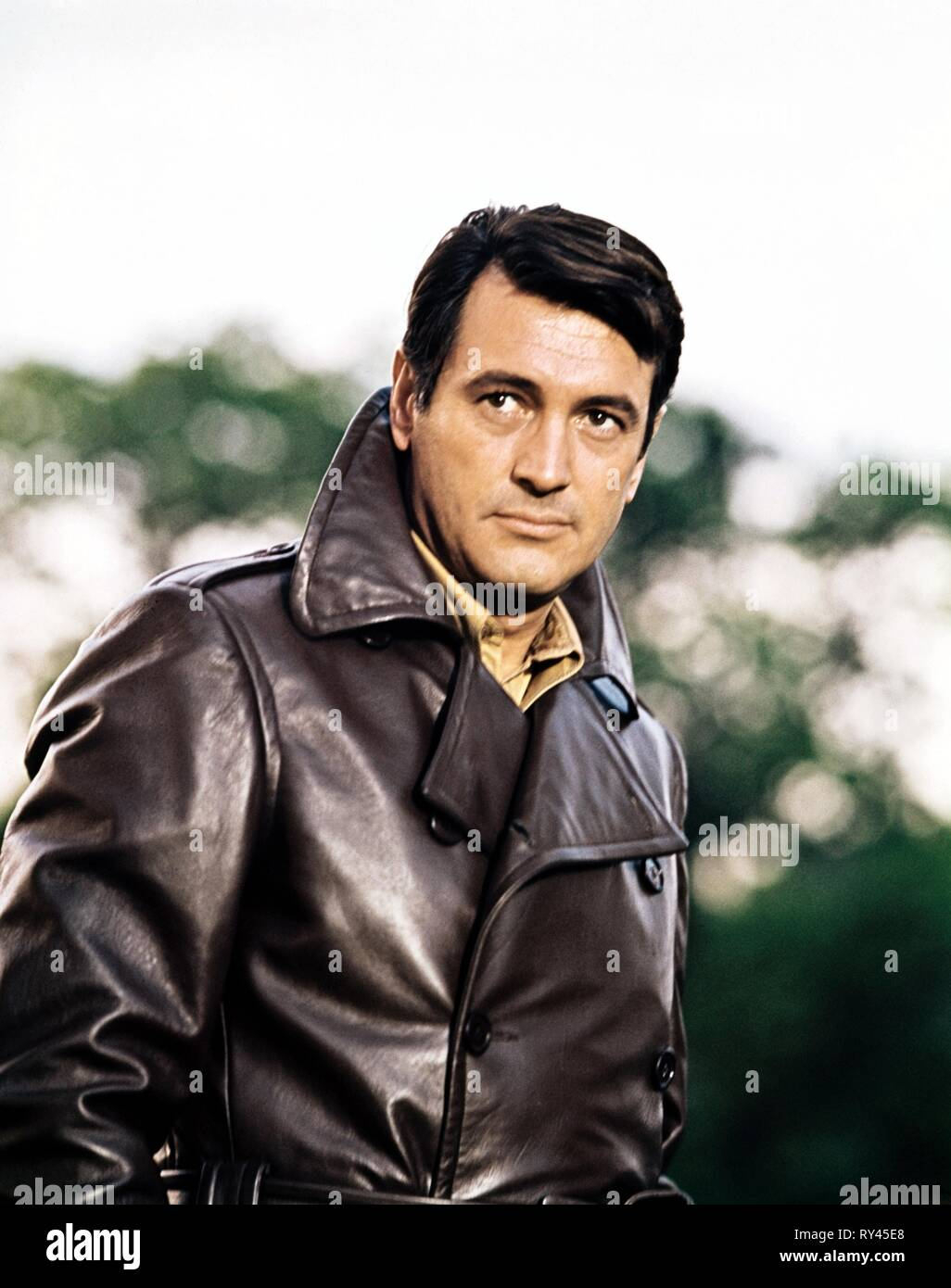 ROCK HUDSON, DARLING LILI, 1970 - Stock Image