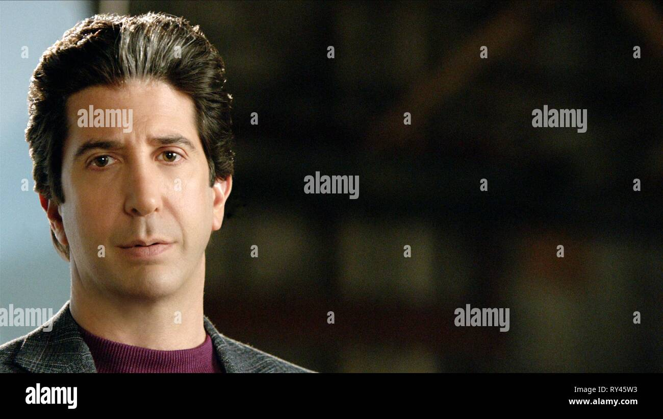 DAVID SCHWIMMER, AMERICAN CRIME STORY, 2016 - Stock Image