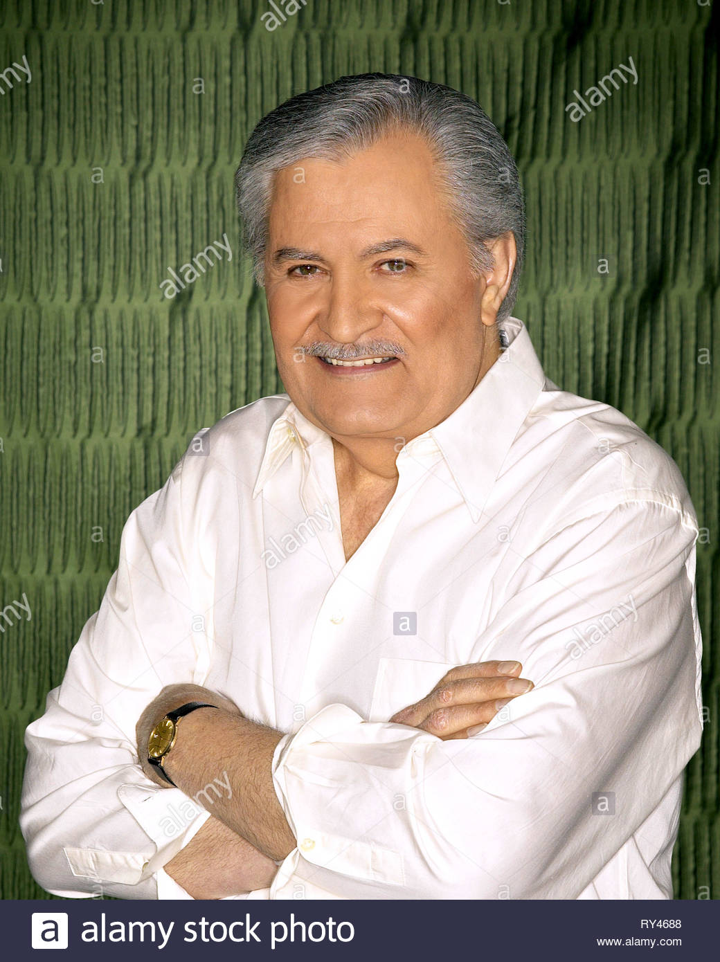JOHN ANISTON, DAYS OF OUR LIVES, 2003 - Stock Image