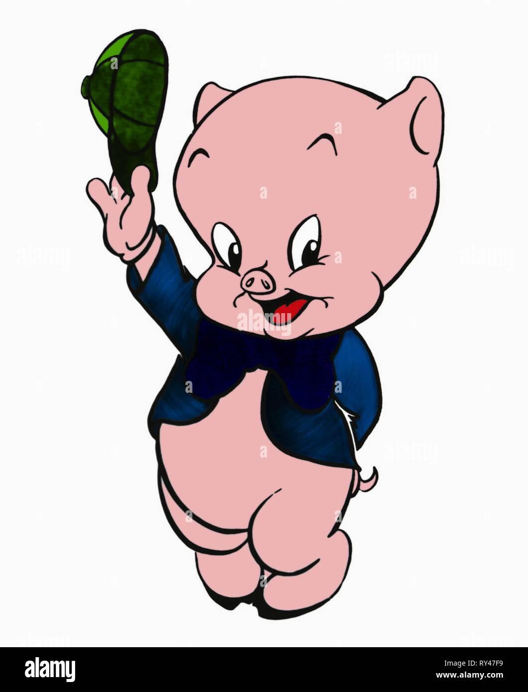 Porky Pig Stock Photos Porky Pig Stock Images Alamy