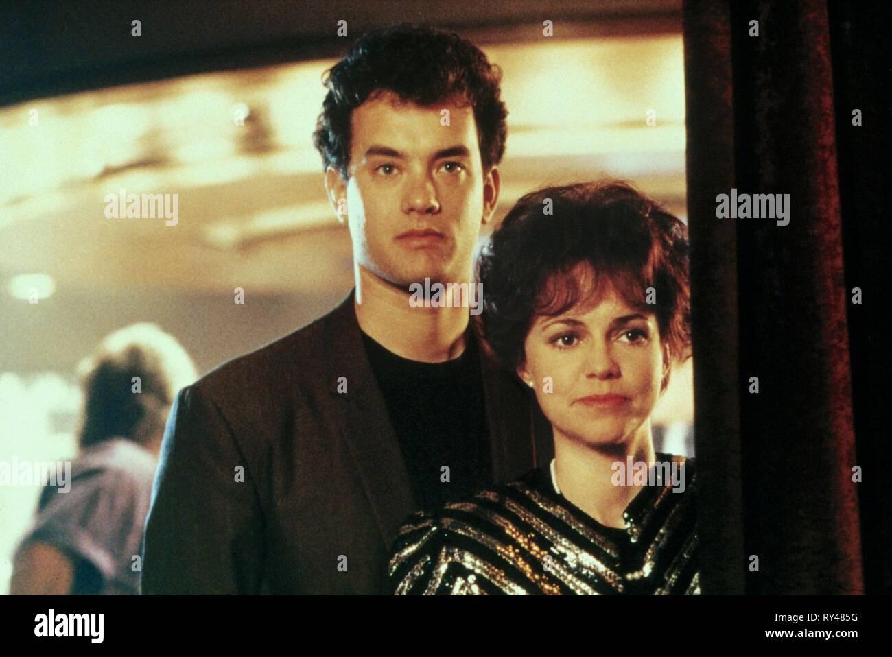 HANKS,FIELD, PUNCHLINE, 1988 - Stock Image